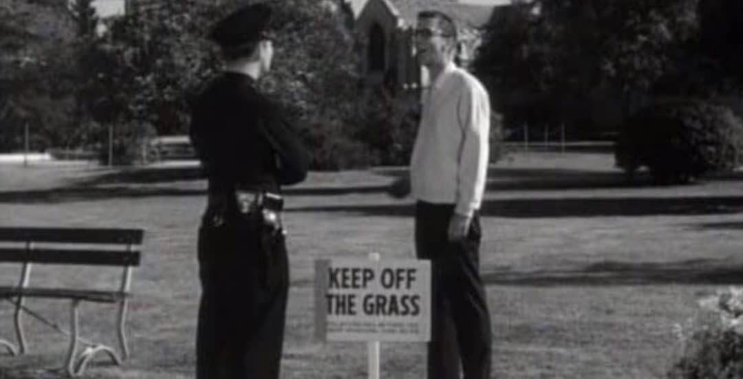 Do You Secure Your Lawn?